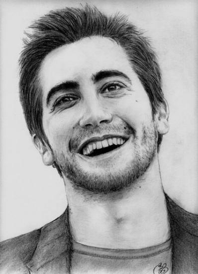 Jake Gyllenhaal by xbabs